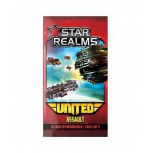 STAR REALMS UNITED - ASSAUT vf