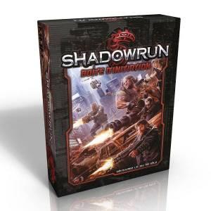 SHADOWRUN 5 BOITE D INITIATION