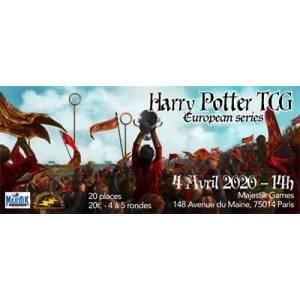 Harry Potter TCG European...