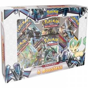 COFFRET POKEMON 6 BOOSTERS...