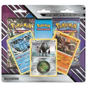 PACK 2 BOOSTERS + 3 PROMO...