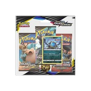 PACK POKÉMON 3 BOOSTERS...