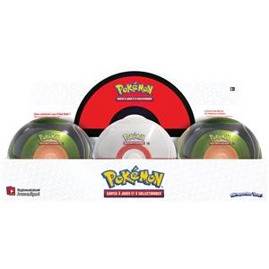COFFRET POKEBALL SEPTEMBRE...