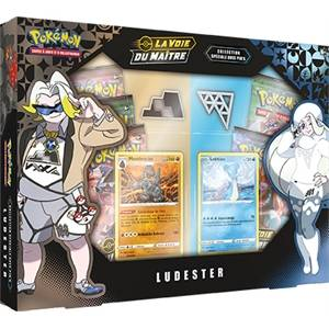 COFFRET PIN'S LUDESTER