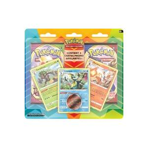 PACK 2 BOOSTERS POKÉMON 2021