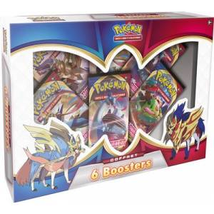 POKÉMON COFFRET 6 BOOSTERS...
