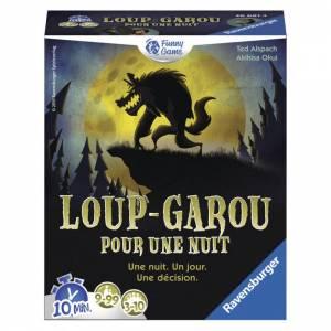 LOUP-GAROU POUR UNE NUIT...